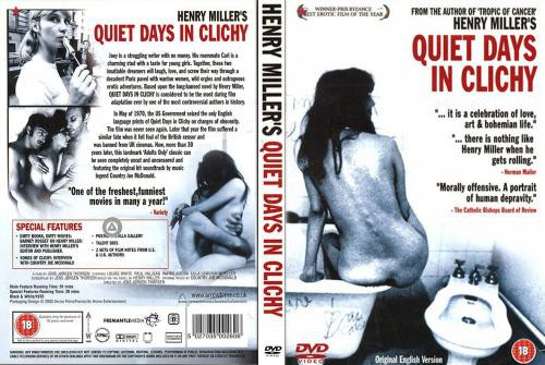 Quiet Days in Clichy (1970) cover