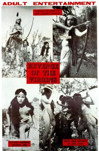 Revenge Of The Virgins (Better Quality) (1959) cover