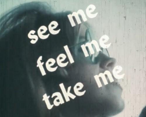 See Me, Feel Me, Take Me (1971) cover