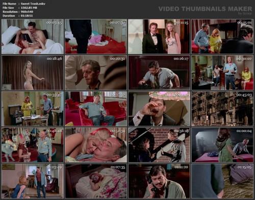 Sweet Trash (1970) screencaps