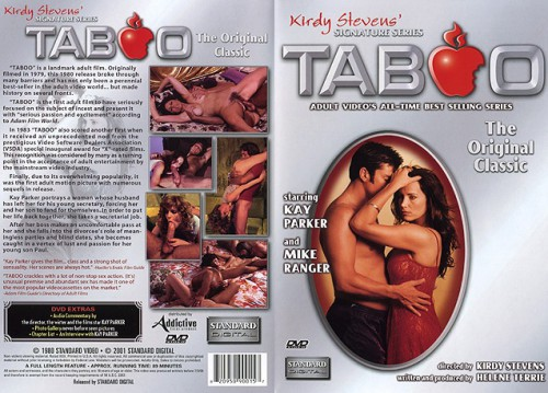 Taboo (1980) cover
