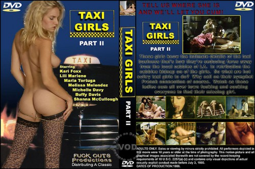 Taxi Girls 2 (1986) cover