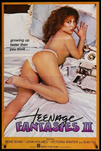 Teenage Fantasies 2 (1980) cover