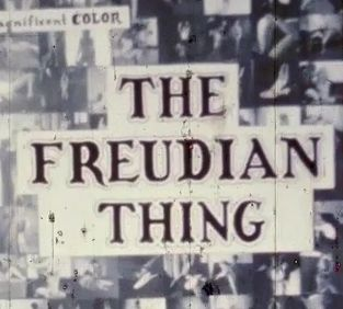 The Freudian Thing (1969) cover