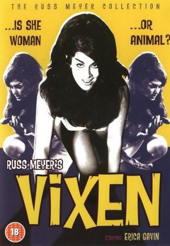 Vixen! (Better Quality) (1968) cover