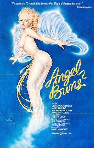 Angel Buns (1981) cover