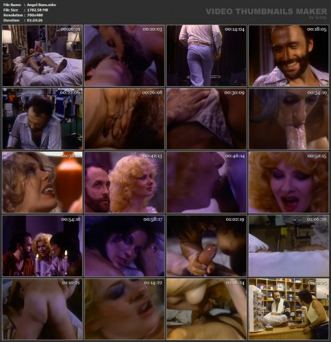 Angel Buns (1981) screencaps