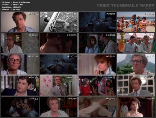 Blame It on Rio (1984) screencaps