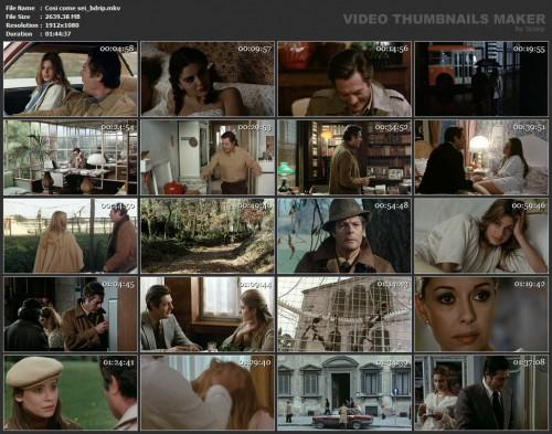 Cosi come sei (BDRip) (1978) screencaps