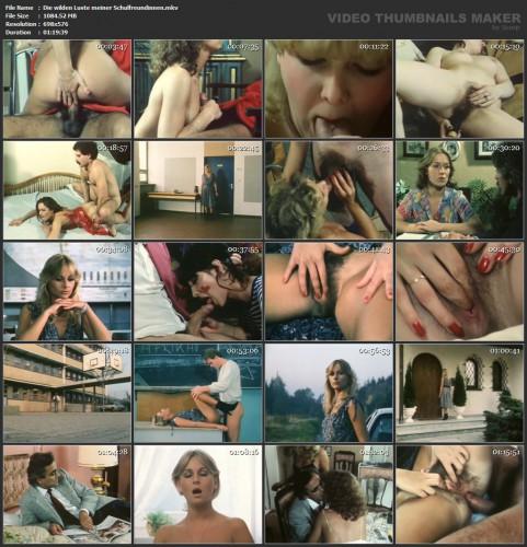 Die wilden Luste meiner Schulfreundinnen (1984) screencaps