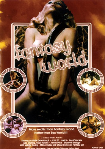 Fantasy World (HDRip) (1979) cover
