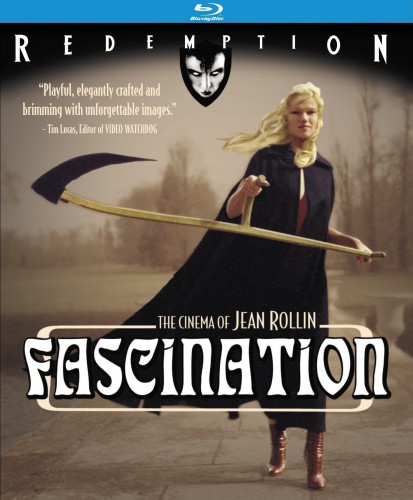 Fascination (BDRip) (1979) cover