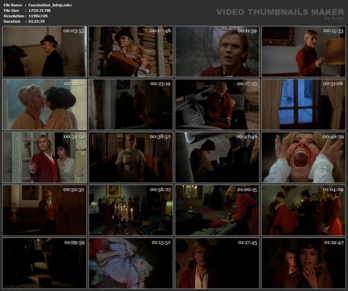 Fascination (BDRip) (1979) screencaps