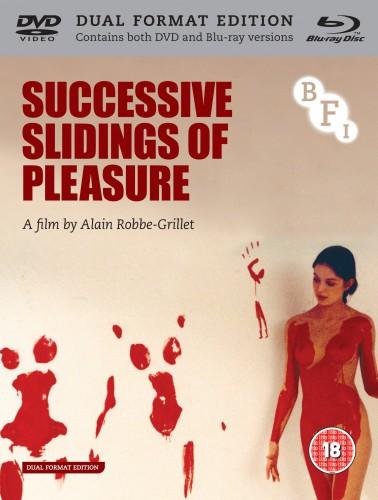 Successive Slidings of Pleasure (1974) cover