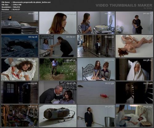 Successive Slidings of Pleasure (1974) screencaps