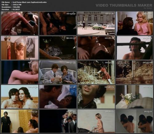 Graf Porno blast zum Zapfenstreich (1970) screencaps