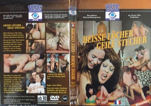 Heisse Locher, geile Stecher (1979) cover
