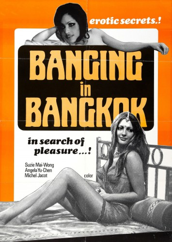 Heisser Sex in Bangkok (BDRip) (1976) cover