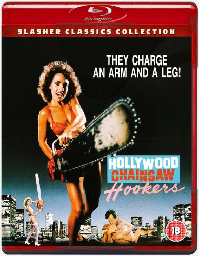 Hollywood chainsaw hookers (BDRip) (1988) cover