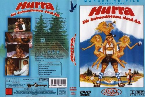 Hurra - Die Schwedinnen sind da (1978) cover