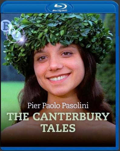I racconti di Canterbury (BDRip) (1972) cover