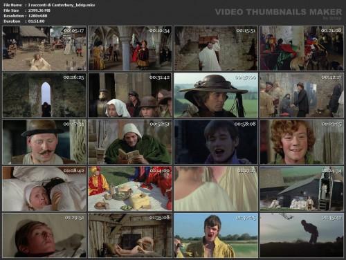 I racconti di Canterbury (BDRip) (1972) screencaps