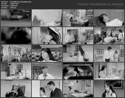 Incredible Sex Revolution (1965) screencaps