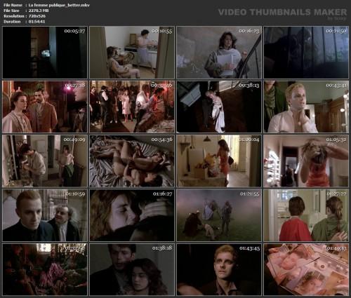 La femme publique (Better Quality) (1984) screencaps