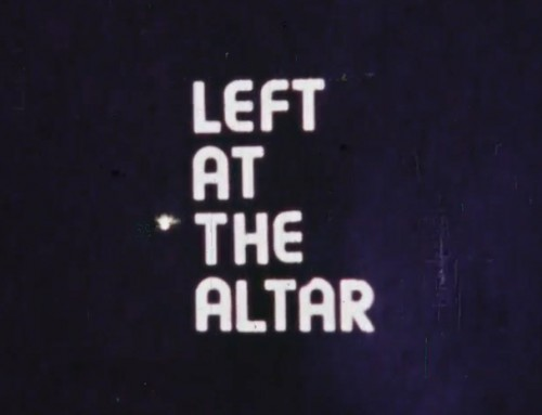 Left at the Altar (1975) cover
