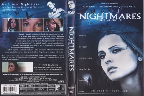 Les Cauchemars naissent la nuit (1970) cover