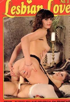 Lesbian Love 08 (Magazine) cover