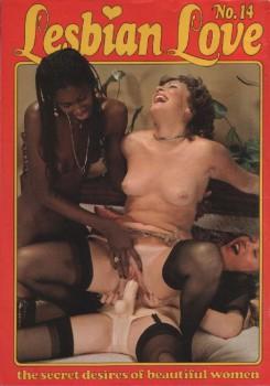 Lesbian Love 14 (Magazine) cover