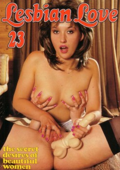 Lesbian Love 23 (Magazine) cover