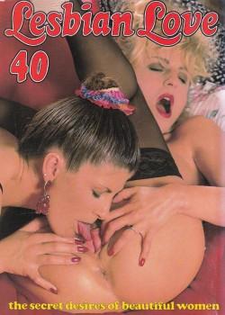 Lesbian Love 40 (Magazine) cover