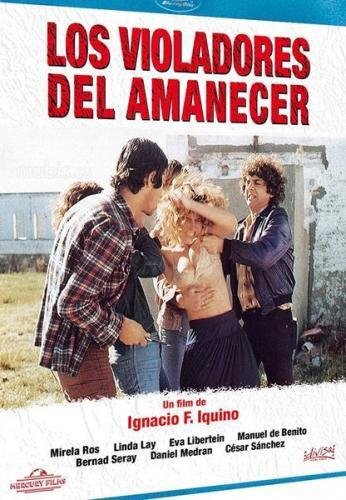 Los violadores del amanecer (1978) cover