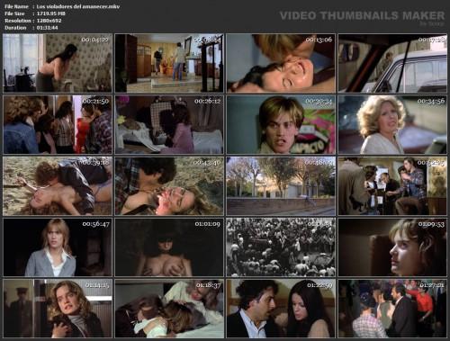 Los violadores del amanecer (1978) screencaps