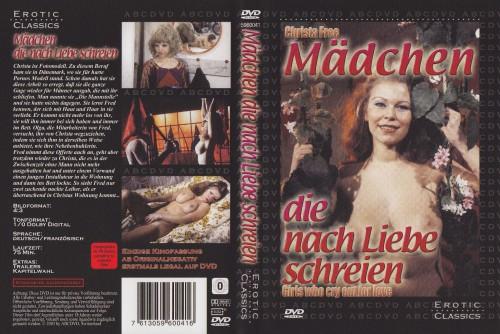 Madchen, die nach Liebe schreien (1973) cover