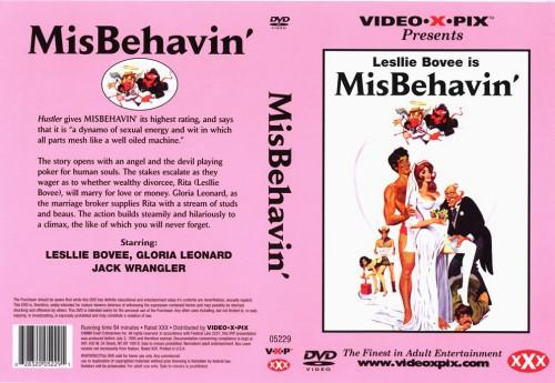MisBehavin (1978) cover