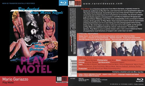 Play Motel (BDRip) (1979) cover