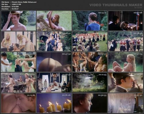 Private Vices, Public Virtues (1976) screencaps