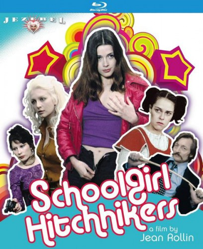 Schoolgirl Hitchhikers (BDRip) (1973) cover