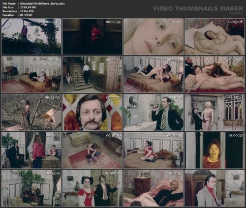 Schoolgirl Hitchhikers (BDRip) (1973) screencaps