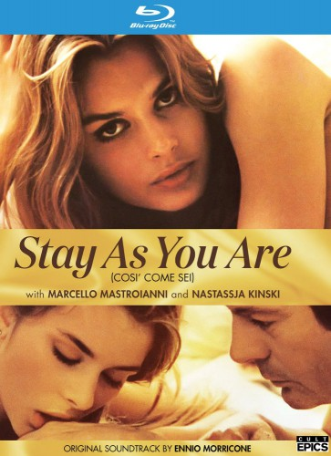 Stay as You Are (1978) cover