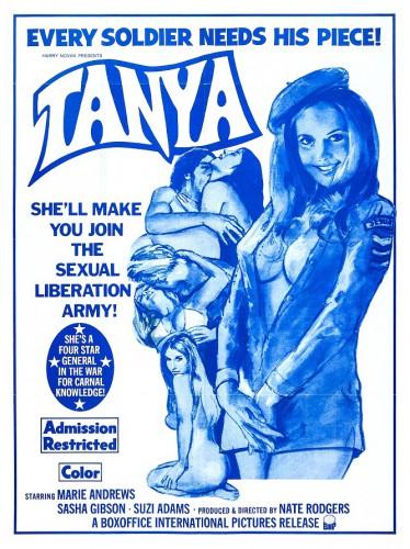 Tanya (1976) cover