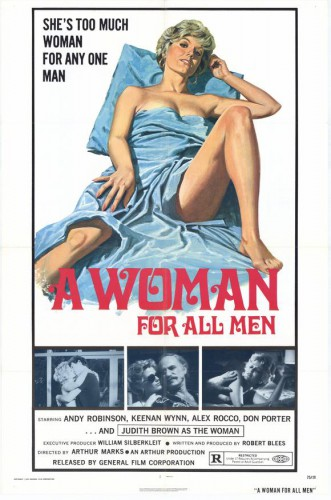 A Woman For All Men (1975) cover