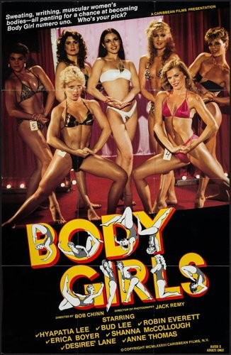 Body Girls (HDRip) (1983) cover