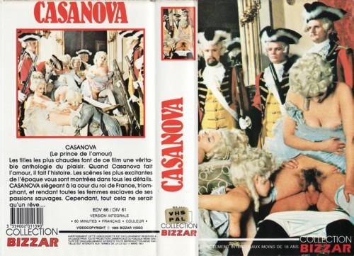 Casanova I (1977) cover