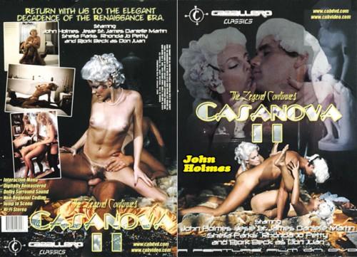 Casanova II (HDRip) (1982) cover
