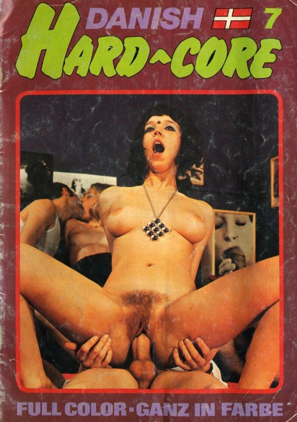Danish Hard-Core  Adultloadws - Full Length Vintage -4045