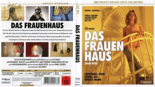 Das Frauenhaus (BDRip) (1977) cover